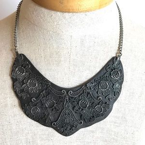 Exotic Bib Necklace